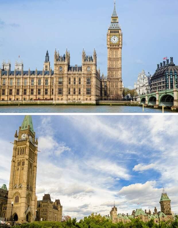 10 двойников культовых мировых достопримечательностей, посещение которых обойдётся гораздо дешевле