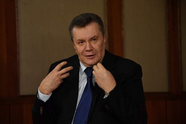 ВРУ признала Януковича виновным в потере Крыма и Донбасса