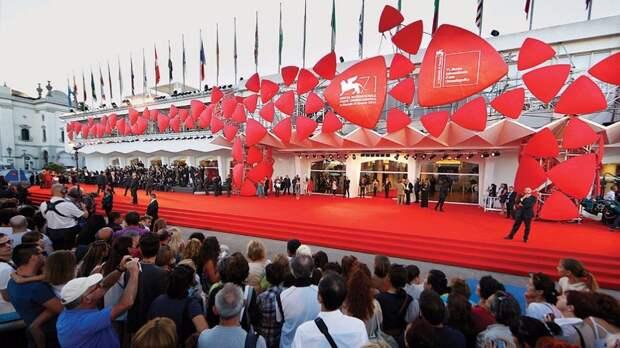Кинофестиваль в Венеции пройдет с 1 по 11 сентября