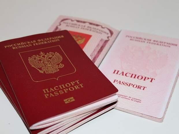 Более полумиллиона жителей Донбасса получили российское гражданство