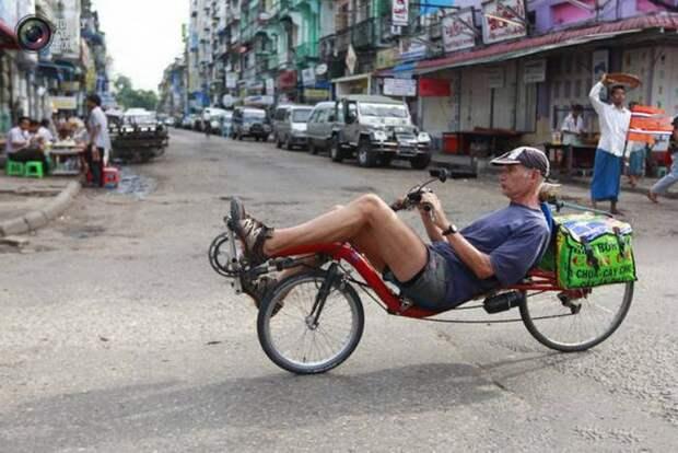 Самый необычный транспорт (50 фото)