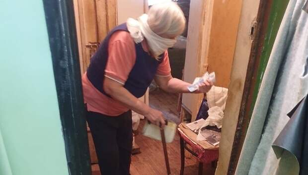 Волонтеры Подольска доставили продукты по 46 заявкам за день