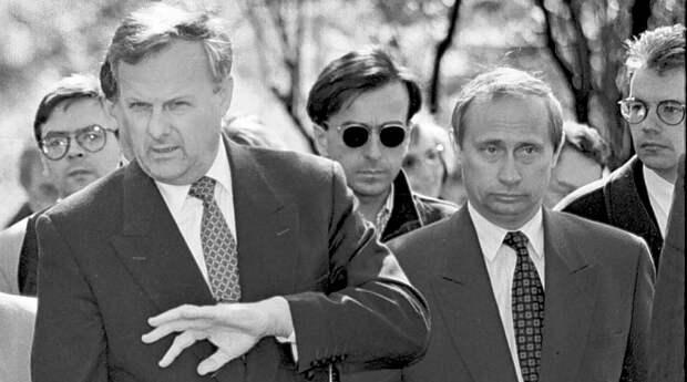 80 лет со дня рождения Анатолия Собчака