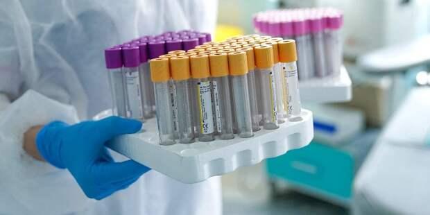 Бесплатное тестирование на иммунитет к COVID-19 продлится до 15 июля