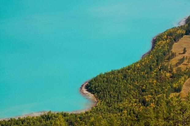 Завораживающая красота Алтая.  Природный заповедник Канас ( КНР)