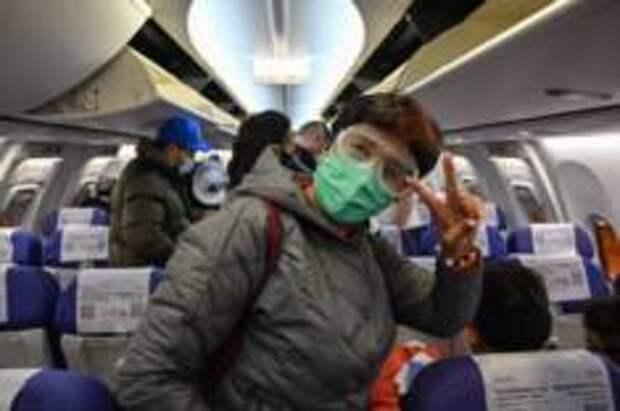 Назван лучший способ защиты от вирусной инфекции на борту самолета