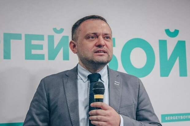 Штабной Навального Бойко в Новосибирске обжулил налоговую — 8 миллионов долга