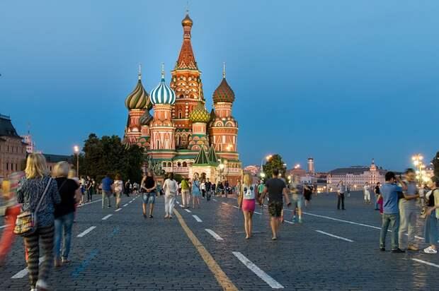 Москва. Фото: pixabay.com
