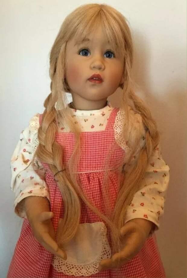 Удивительно красивые и очень реалистичные куклы Сиссель Скилле...