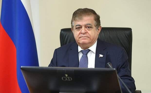 Российский сенатор раскритиковал заявление Украины о Минских соглашениях