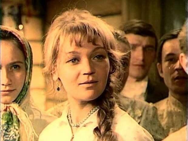 Людмила Давыдова (Тени исчезают в полдень) СССР, актрисы, кино, сериалы