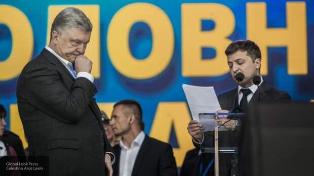 Представитель штаба Зеленского объяснил вопрос о повстанцах в ЛНР и ДНР