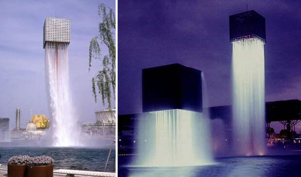 Необычные и неизвестные фонтаны мира