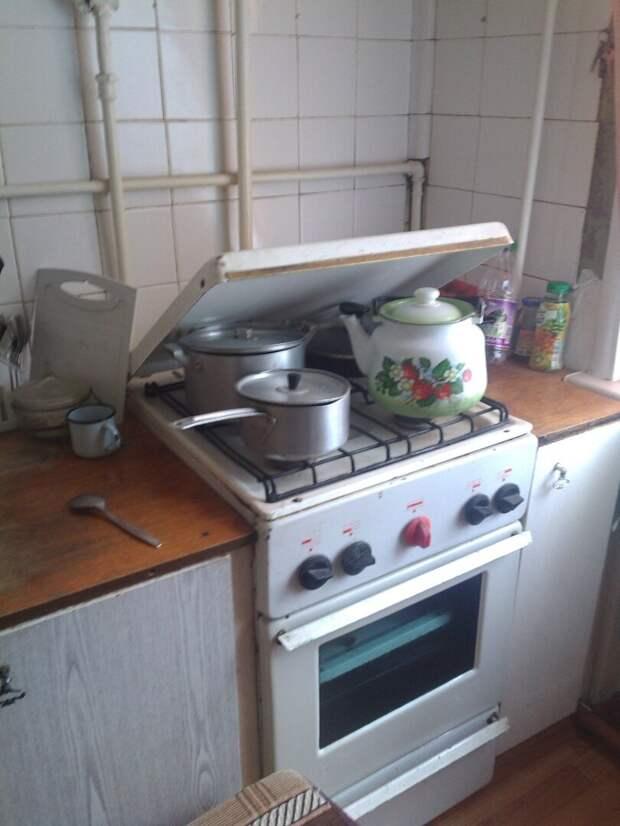 Ремонт кухни в Хрущевке (часть 2): замена газовых труб и перенос газовой колонки