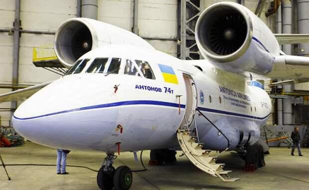 ОПК Украины: прицепить бы «Антонова» к «Боингу»