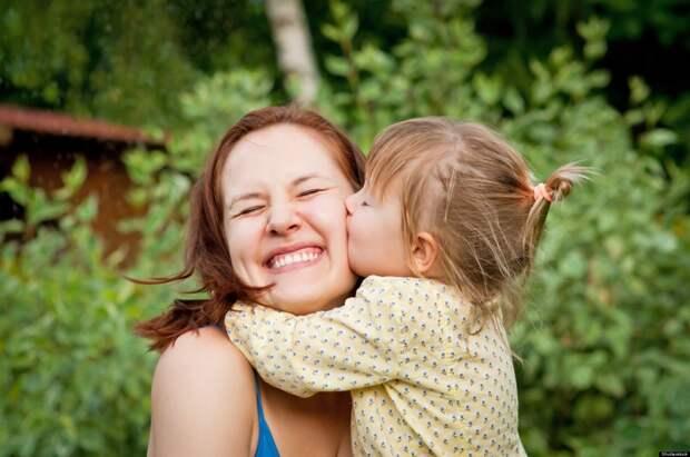 Наконец-то, мам, я осознала - твою любовь, жертвенность и самоотверженность!