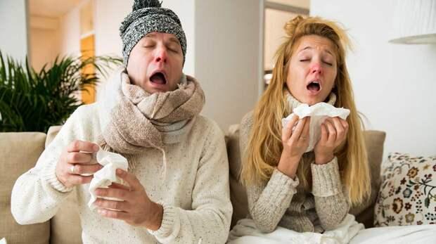 7 опасных болезней, которые легко можно перепутать спростудой