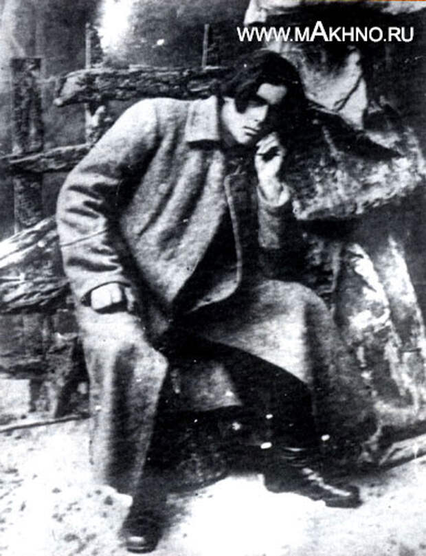 Нестор Махно. Поэт анархии