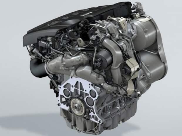 Volkswagen: 270-сильная дизельная «четверка» с 10-ступенчатой DSG