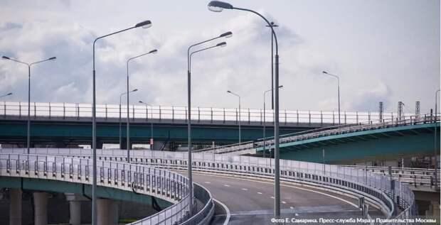 Эксперт: Хордовые магистрали позволят перераспределить автомобильные потоки в Москве / Фото: Е.Самарин, mos.ru