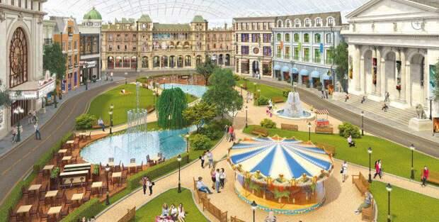 Собянин: Парк «Остров мечты» примет первых посетителей в следующем году. Фото: mos.ru