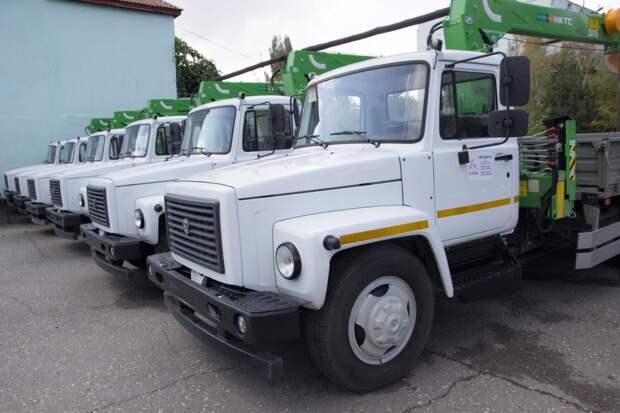 «Крымтеплокоммунэнерго» закупила новую технику на 84 млн рублей