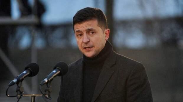 Зеленский принял новые антироссийские санкции