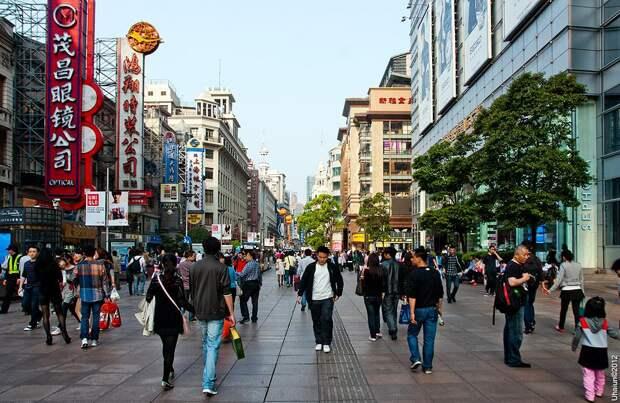 Загадочный Шанхай! (впечатления от поездки)