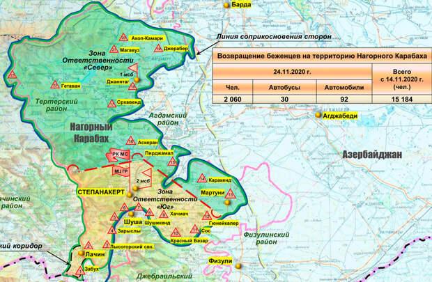 Почему Франция не признает территориальную целостность Азербайджана?