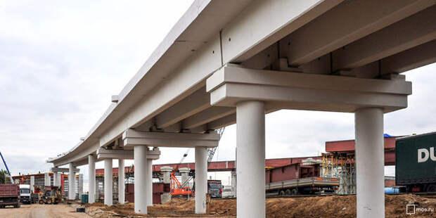 В столице появится еще один автомобильный мост через Москву-реку