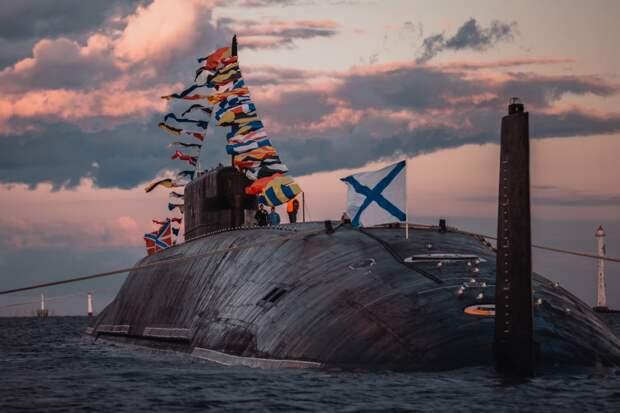 The National Interest: секретная подлодка России грозит стать глубоководным кошмаром США