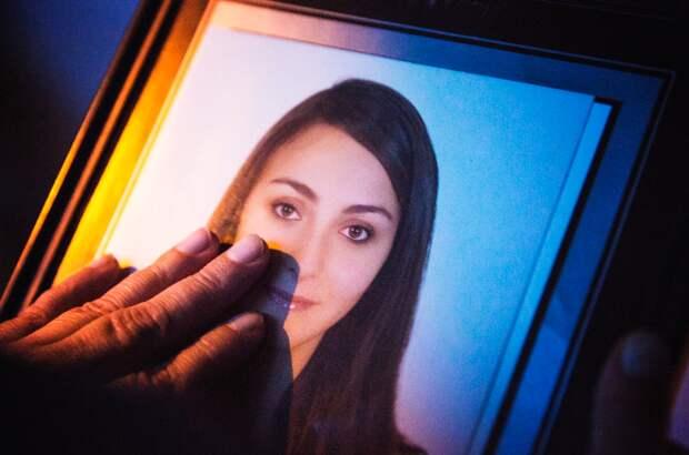 Женщины, убитые собственными мужьями: фотопроект Озге Себзечи