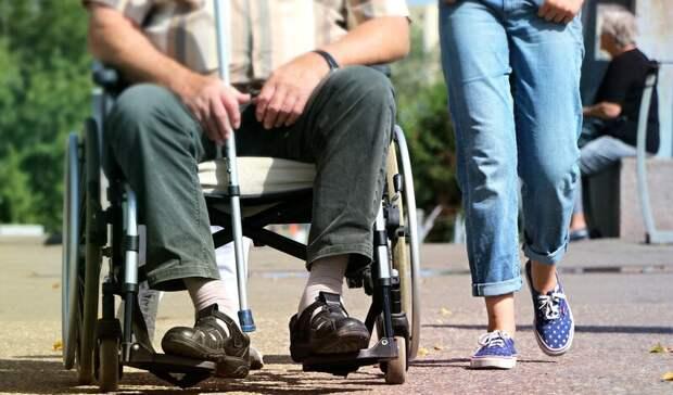 ВОмске достроили интернат для инвалидов