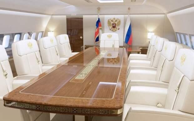 Чем лайнер Путина лучше «боинга» Трампа?