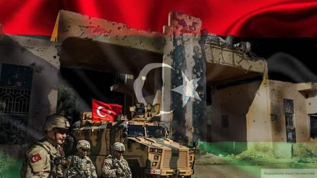 IRINI вызвала гнев Турции попыткой найти контрабанду на судне близ Ливии