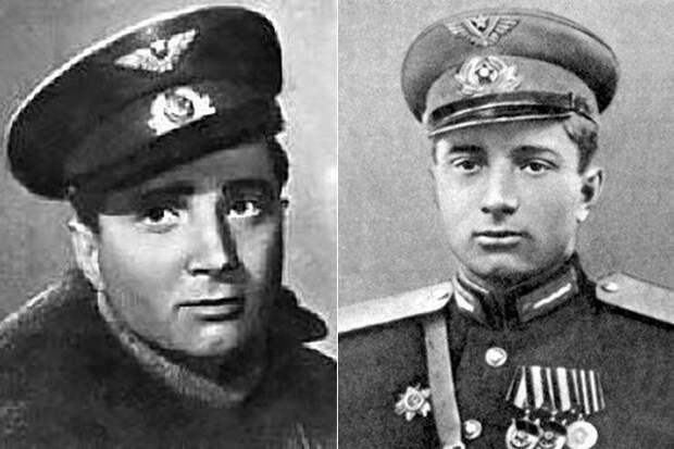 Рисунок 1. Владимир Гуляев на фронте