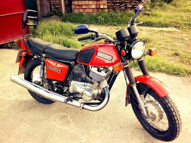 "Мотоцикл ""ИЖ Планета"" СССР, мопеды, мотоциклы, ностальгия"