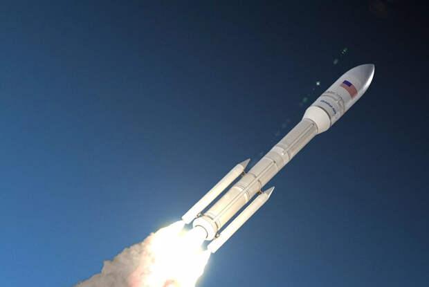 Тяжелая ракета OmegA компании Northrop Grumman