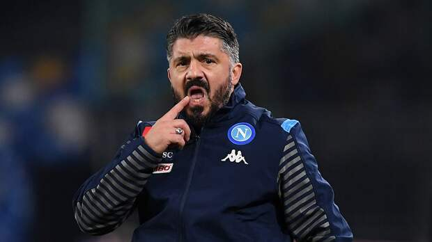 Бенитес может сменить Гаттузо на посту главного тренера «Наполи»