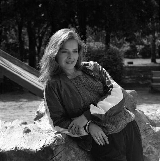 Ольга Битюкова в расцвете лет и красоты.