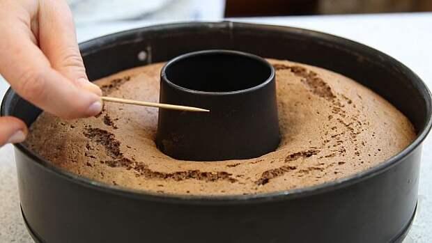Торт «Гранатовый браслет» - красивый, яркий, нежный и очень вкусный