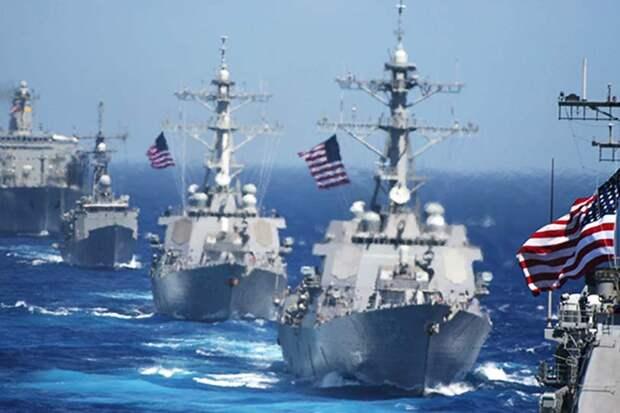 США намерены создать 2-й или «Арктический флот», предназначенный сдерживать Россию