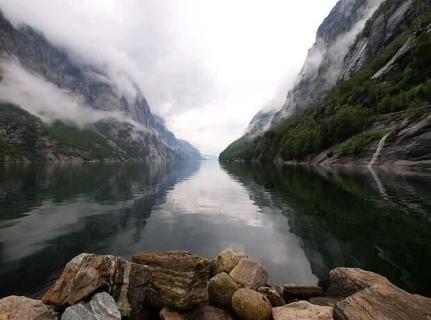 fjords16 Самые красивые фьорды Норвегии