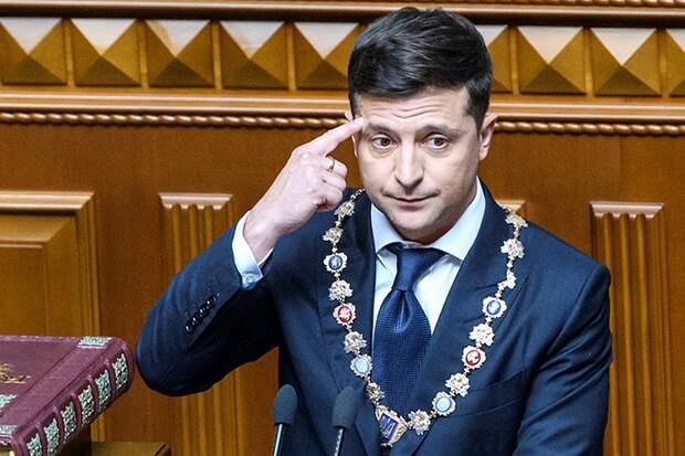 Эксперт объяснил, как Зеленский приближает воссоединение Украины с Россией