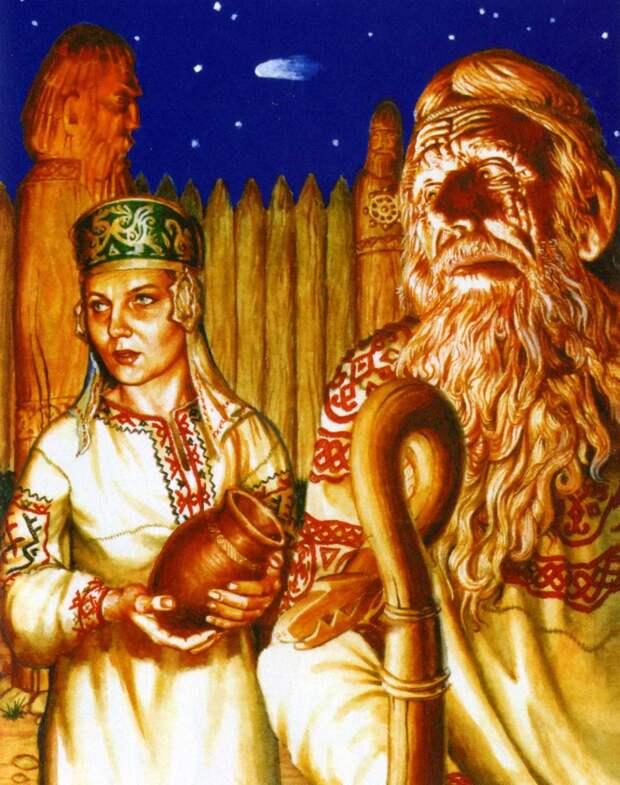 Юрий Лазарев, художник-славянист
