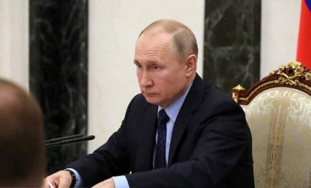 Путин запретил иностранцам покупать землю в Крыму