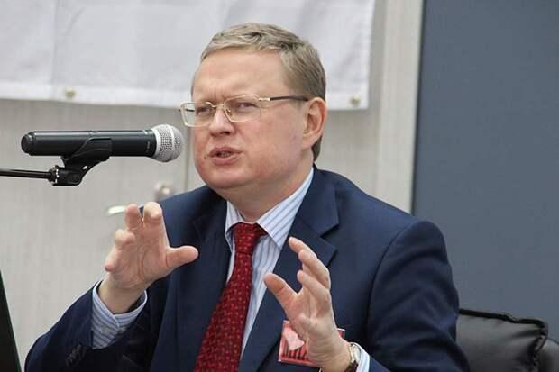 Михаил Делягин: Глава СП Кудрин зафиксировал пропажу из бюджета 722 млрд рублей