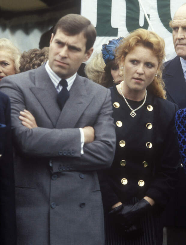 """Сара Фергюсон выступила в поддержку бывшего мужа принца Эндрю: """"Он добрый, хороший человек"""""""