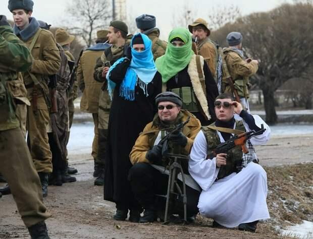 Россиянки, сбежавшие из лагеря военнопленных, проявились и просят вернуть их в Россию