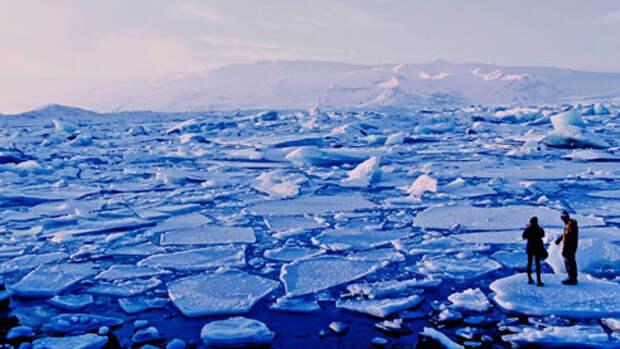 Северный полюс. Путешествие на край света